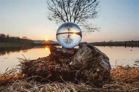 glass ball project photographer andrius aleksandravicius