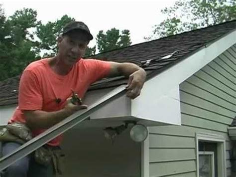 Installing Drip Edge On Your Roof!  Youtube Roofs