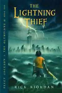 Percy Jackson Book 1 - Percy Jackson & The Olympians Books