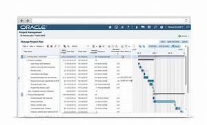 Project Management Cloud Project Portfolio Oracle