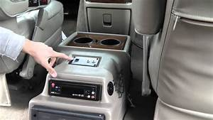 2004 Chevy Express Van W   Explorer Conversion Fully Loaded