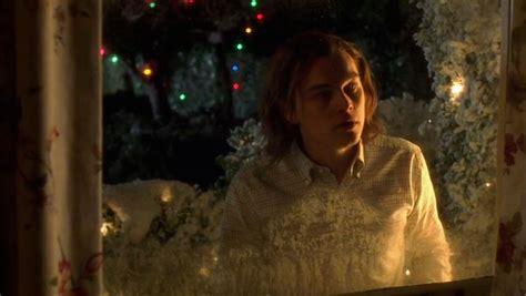I had a huge crush on leonardo dicaprio, the actress said. Non Traditional Christmas Movies   The Reverse Gear