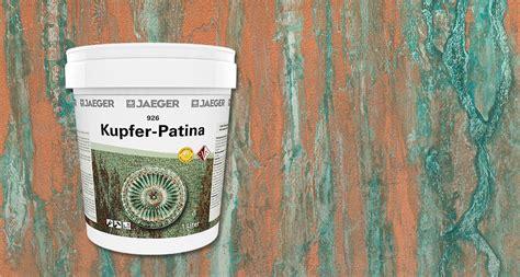 Grünspan Kupfer Entfernen by Kupfer Farbe Mit Gr 252 Nspan Kupferpatina Effekt Jaeger