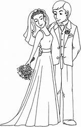 Bride Groom Coloring Stamps Digital Printable Married Dibujos Boda Couples Beccy Place Digi Novios Couple Beccysplace Getting Sheets Imagenes Embroidery sketch template