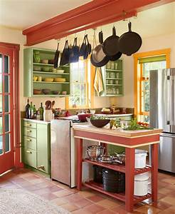 20 best country kitchen colors trends 2018 interior for Kitchen cabinet trends 2018 combined with pop up wall art