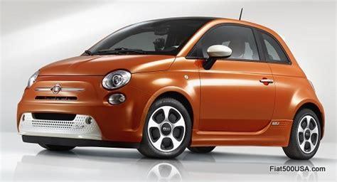 Fiat Weight by Fiat 500e Weight Auto Magazine