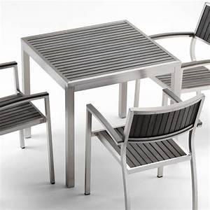 Table Pour Terrasse : table de terrasse table de lit ~ Teatrodelosmanantiales.com Idées de Décoration