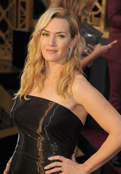 Попала в книгу рекордов гинесса, т.к смогла. KATE WINSLET at 88th Annual Academy Awards in Hollywood 02/28/2016 - HawtCelebs