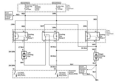How Read Automotive Wiring Diagrams Search Autoparts