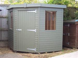 my storage shed topic corner garden sheds uk With corner outdoor storage shed