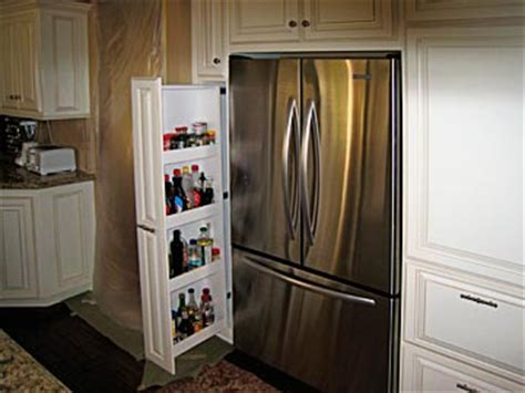 Our refrigerators keep everything within sight and within reach, so you can grab your favorites and go. Custom Kitchen Cabinets from Darryn's Custom Cabinets ...