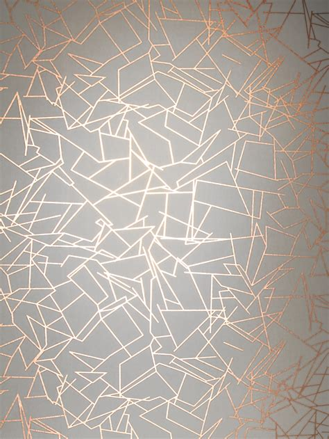 Design Bathroom Online - angles wallpaper copper rose white monument interiors
