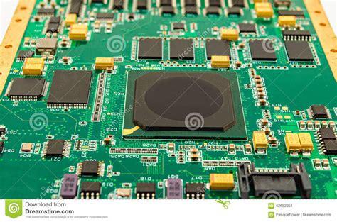 Printed Circuit Board Pcb Stock Photo Image