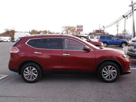 red nissan rogue photo image gallery touchup paint nissan rogue in