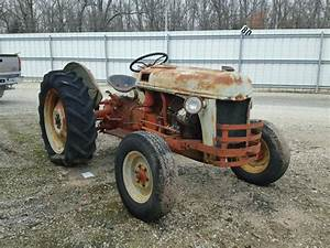 Auto Auction Ended On Vin  8n4013 1947 Ford 8n Tractor In Mo