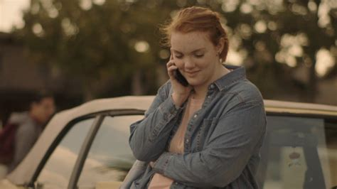 shannon purser netflix stranger things shannon purser stars in netflix film