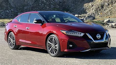 The Updated 2019 Nissan Maxima Might Be Living On Borrowed