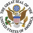 Mead Artworks Embroidery Design: Great Seal of the United States 7.00 inches H x 7.00 inches W
