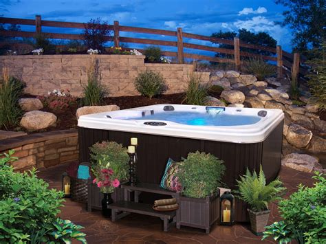 Whirlpool Gartengestaltung by Tub Landscaping For The Beginner On A Budget