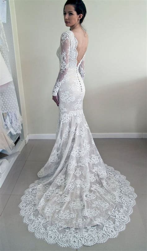 beautiful lace wedding dresses oosile