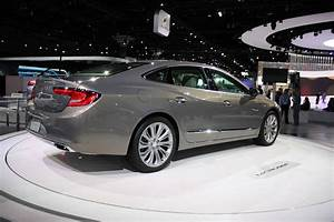 2017 Buick LaCrosse - Picture 656384 | car review @ Top Speed