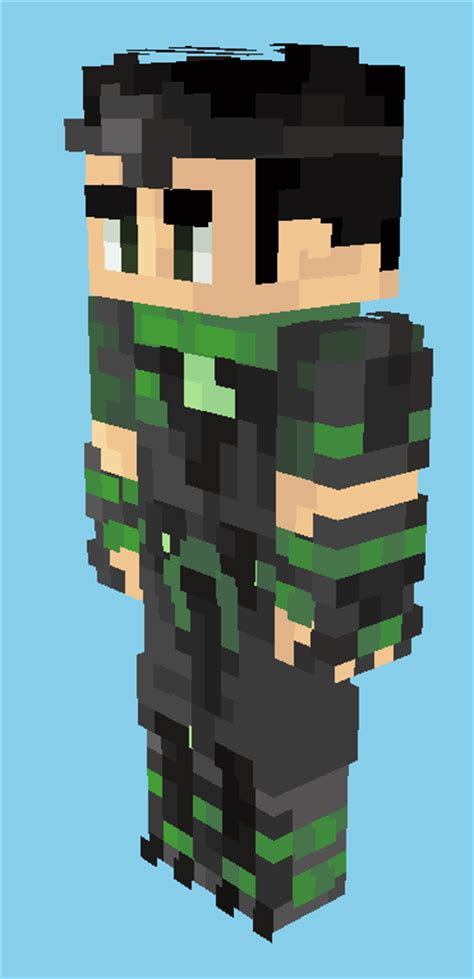 young genji minecraft skin