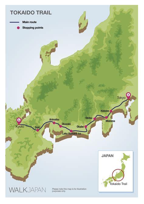 tokaido trail walk japan guided tours