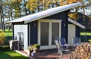 Gartenhaus Holz Pultdach : gartenhaus mit pultdach perfect gartenhaus pultdach with ~ Articles-book.com Haus und Dekorationen