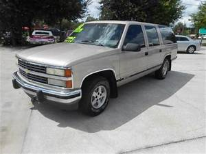 Find Used 1992 Chevrolet Suburban 1500 In 1849 S Woodland