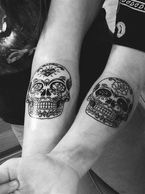 70+ Couple Tattoos To Stay In Love Forever - Mens Craze