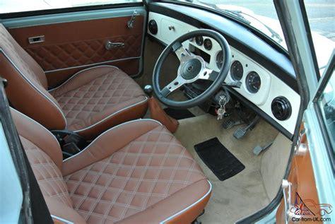 classic mini estate turbo cc bhp fully refurb