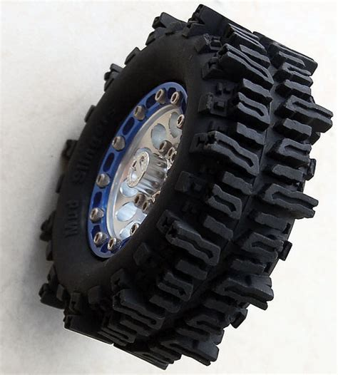 mudding tires rc4wd mud slingers single 1 9 quot tires