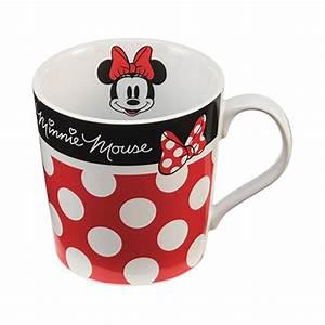 Minnie Mouse Tasse : tasse minnie f r nur 12 82 bei merchandisingplaza ~ Whattoseeinmadrid.com Haus und Dekorationen