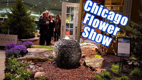 Aquascape Chicago by Aquascape Displays At Chicago Flower And Garden Show