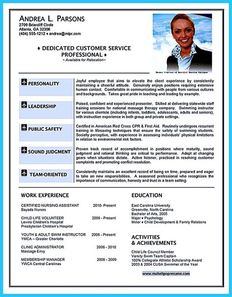 Resume Format For Aviation Industry by Airline Pilot Resume Template If You Want To Propose A