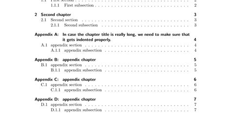 How to create an appendix using apa formatting. formatting - Remove last dot in title numbering - TeX ...
