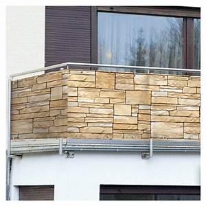Balkon sichtschutz schutzen sie sich vor neugierigen blicken for Französischer balkon mit fluoreszierende steine garten