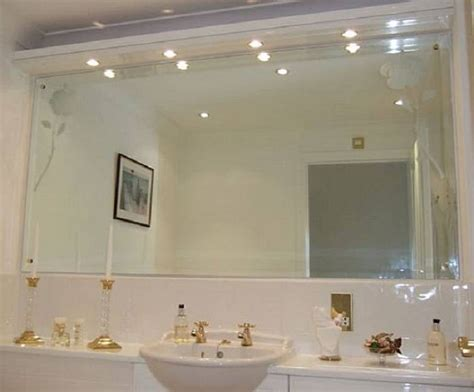 Large Mirrors For Bathroom Walls by 15 Ideas Of Large Bathroom Wall Mirrors