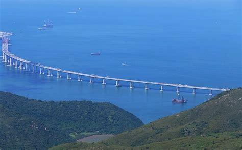 hong kong macau bridge coming soon to macau the world s bridge