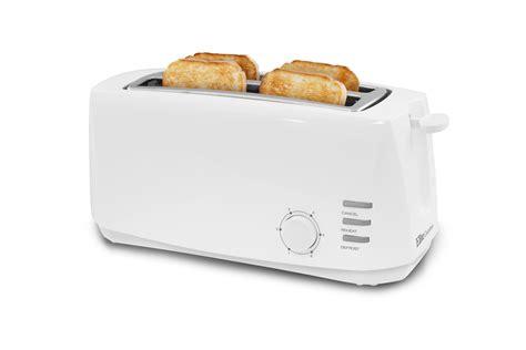 Elite Cuisine 4 Slice Toaster Oven - elite cuisine 4 slice cool touch toaster ect 4829