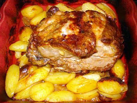cuisine portugaise recettes recette de côte d 39 echine au four recette portugaise