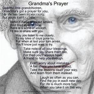 Grandma's P... Grandma Sick Quotes