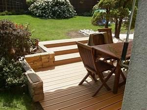 Terrasse Avec Muret : une terrasse pour les beaux jours am lioration breizh ~ Premium-room.com Idées de Décoration