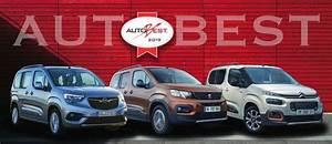 Le Moniteur Automobile : autobest 2019 victoire pour le trio berlingo combo rifter moniteur automobile ~ Maxctalentgroup.com Avis de Voitures