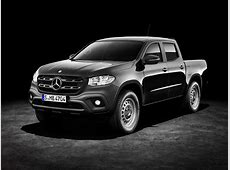 MercedesAMG XClass Not Happening, Chassis Cab Confirmed