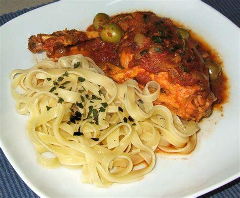 lapin de cuisine lapin aux olives ma cuisine santé