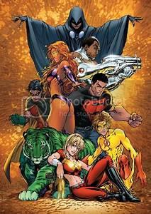 My, 6, Favorite, Teams, In, Comics
