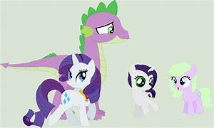 My Headcanon Future: Rarity and Spike by Lost-Our-Dreams ...