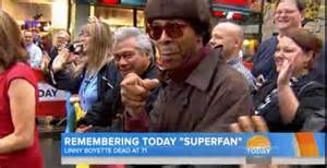 'Today' show hosts pay tribute to late 'superfan' Linny ...