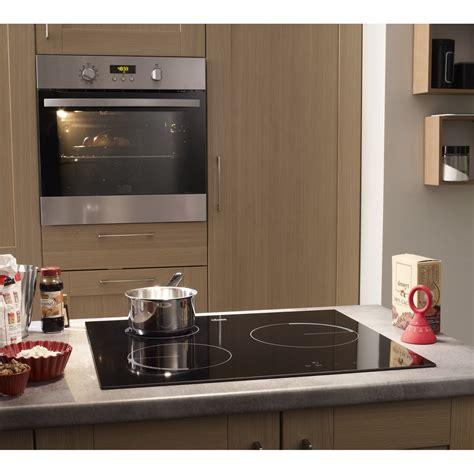 cuisine electrique lot table de cuisson induction fei6230fba four multifonction faure fop27901xk leroy merlin